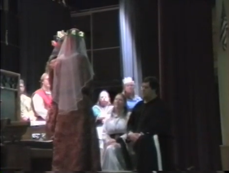 First Coronation
